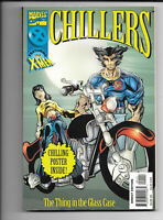 Chillers The Thing In The Glass Case #1 1997 VF/NM Marvel Comics