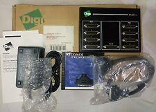 Digi SCSI 8 Port TERMINAL SERVER 1008 Int New