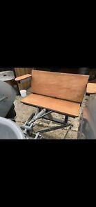 Ferguson T20 Tractor Bench Seat