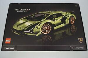 Lego Technic 42115 Lamborghini Sián FKP 37 modellismo