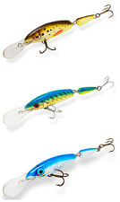 Ugly Duckling lures, Jointed crankbaits, Balsa Wood, NEW in Box