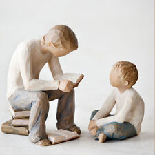 Willow Tree Siblings - Two Brothers Figurine Gift Set Family Group