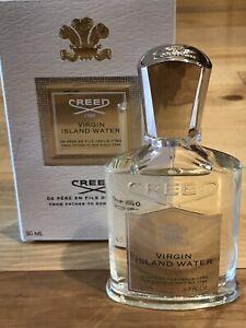 CREED VIRGIN ISLAND WATER EDP SPRAY 1.7 OZ / 50 ML NEW IN BOX