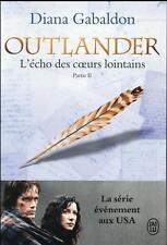 outlander t.7   l'écho des coeurs lointains  partie 2 Gabaldon  Diana Neuf Livre