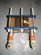 "cipriani scambiatori 8""x12""x5"" 10 15 bar 2011 -10 +90 HEAT EXCHANGER plate fluid"