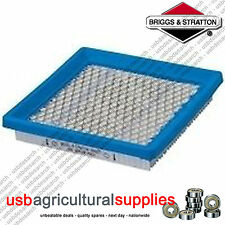BRIGGS & STRATTON AIR FILTER BS491588S 491588 QUANTUM GENUINE ECONOMY DELIVERY