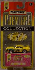 Matchbox Premiere World Class 11 Hot Rods Pontiac Gto