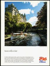 1984 Vintage magazine advertisement for Ottawa, Ontario/Canada (091812)