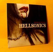 Cardsleeve PROMO Full CD Hellsonics Demon Queen 13TR 2006 Psychobilly Rock RARE