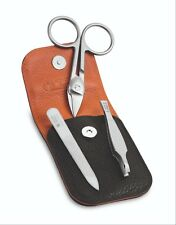 Dovo Manicure Set with Leather Case