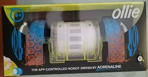 OLLIE APP-CONTROLLED ROBOT DRIVEN BY ADRENALINE GOSPHERE 2014 NEW IN BOX