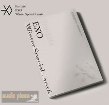 EXO WINTER SPECIAL ALBUM 2CD 2016 [ FOR LIFE ] CD  SM KPOP