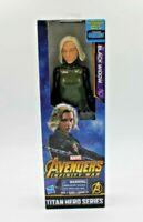 Marvel Avengers Infinity War Titan Hero Series Black Widow Doll