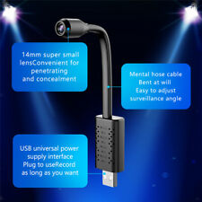 U21 360 Degree Bending Activity Mini  Real-time Surveillance Camera