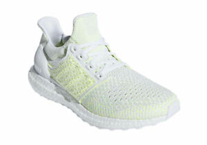 Adidas Homme Solaire Jaune Ultraboost Clima Course Sneakers US 4.5 Nib