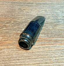 Vintage Babbitt Short Shank Tenor Saxophone Mouthpiece Hard Rubber