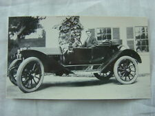 Vintage Car Photo Man in 1913 Buick Roadster Automobile 779