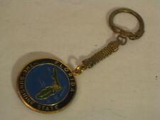 Florida The Sunshine State vintage key chain keychain souvenir ornate marlin