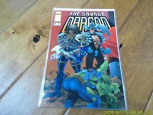 Savage Dragon #8 (1993 2nd Series) Image Comics 'Eric Larsen' NM