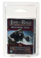 Lord of the Rings LCG, The Blood of Gondor Nightmare Deck New