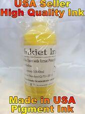 yellow pigment bulk ink for EPSON surecolor p6000 p8000 refill cartridge inkjet