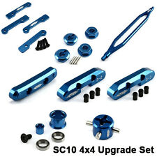 Yeah Racing Team Associated SCX10 4X4 Aluminum Upgrade Kit SC10X-GUARDIAN