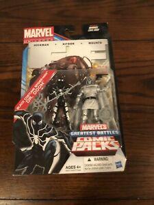 Marvel Greatest Battles Comic Packs Black Suit Spider Man Dr. Doom