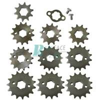 17MM 10 11 12 13 14 15 16 17 18 Tooth Sprockets ATV Pit Dirt Quad Bike 428 Chain