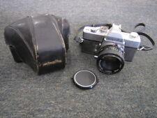 Vintage Minolta SRT 101 with Original Leather Case