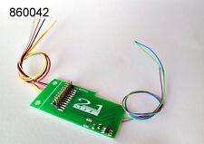 Platine pour loco non équipé digital pour decodeur 21MTC LaisDcc 860042