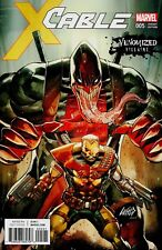 CABLE 5 ROB LIEFELD VENOMIZED DEADPOOL VARIANT NM