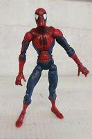 Toybiz Marvel Legends Spiderman Classics - Super Poseable Todd McFarlane Figure