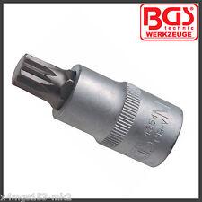 """BGS - 1/2"""" - Spline (XZN) - M12 x 53 mm - Bit Socket - Non Tamper - Pro - 4354"""