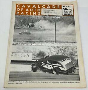 Cavalcade of Auto Racing May 1970