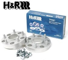 H&R 30mm Bolt on Wheel Spacers 5x114.3 67.1 Hyundai Mazda