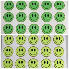 2 Assorted smile face kids scrapbook card sealing craft game emotion sticker