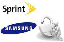 Remote 24/7 Unlock Service Samsung Sprint/S5/S6/Edge/Plus/S7/S8/Note 5,note 8