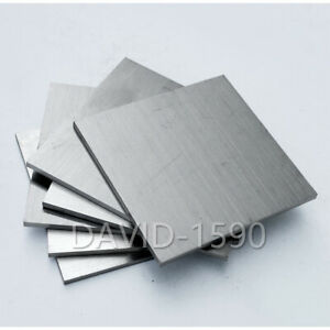 1pcs Wire Drawing 304 Stainless Steel Sheet Stainless Steel Plate Thick 1mm-3mm