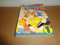 Tail of the Moon vol. 1 by Rinko Ueda Viz Manga Graphic Novel Book English