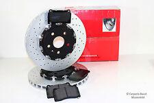Brembo Brake Kit Front - Brake Discs + Brake Pads Nissan (R35)