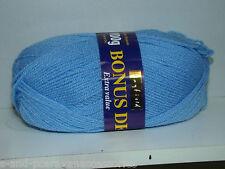 Hayfield by Sirdar Bonus DK 100g ball Bluebell Shade 0969