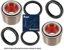 2 Front Wheel KOYO Bearing&Seals For Subaru Impreza Legacy Forester Baja Outback