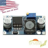 DC-DC 1.25-35V Out LM2596 Buck Converter Step-Down Power Supply Module US Stock