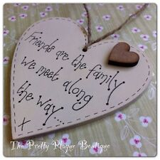 Handmade Heart Decorative Plaques & Signs
