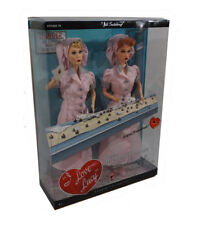 """Barbie I Love Lucy and Ethel Chocolate Factory """"Job Switching"""" ~FREE US SHIPPING"""