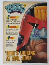 2000AD Sci-Fi Special 1986 VF-