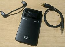 FiiO E17K Alpen 2 Portable USB DAC & Headphone Amplifier + USB-C & Coax Digital