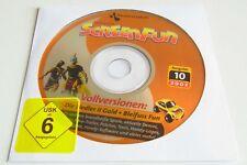 Die Siedler 2  Veni Vidi Vici   Gold Edition - Blue Byte  CD aus Screenfun - DOS