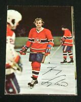 1977-78 O-Pee-Chee Glossy Square #7 Guy Lafleur - NM-MT