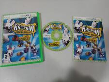 RAYMAN RAVING RABBIDS CENTRO ACTIVIDADES UBISOFT JUEGO PC CD-ROM EDICION ESPAÑA